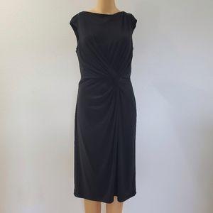 Ralph Lauren front knot dress